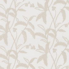 Bone Embroidery Decorator Fabric by Duralee