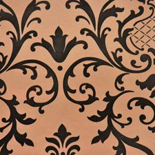 Bordeaux Decorator Fabric by RM Coco
