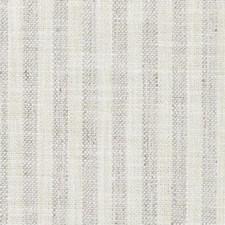 Grey Stripe Decorator Fabric by Duralee