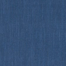 Cobalt Solid Decorator Fabric by Duralee
