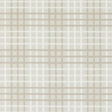Sand Plaid Decorator Fabric by Duralee