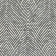 Grey Abstract Decorator Fabric by Duralee