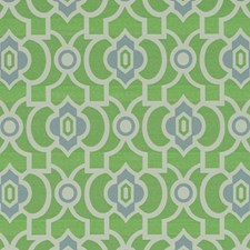 Clover Geometric Decorator Fabric by Duralee