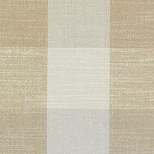 Natural Plaid Decorator Fabric by Duralee