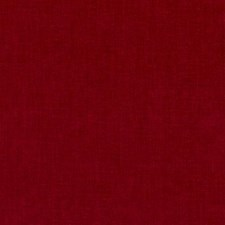 Crimson Chenille Decorator Fabric by Duralee