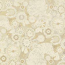 White Tawny Decorator Fabric by Scalamandre