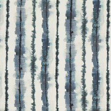 Indigo Print Decorator Fabric by Threads