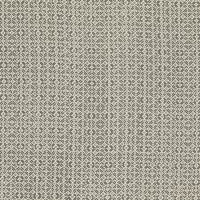 Charcoal Print Decorator Fabric by Threads