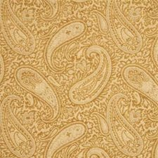 Sand Paisley Decorator Fabric by Threads