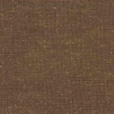 Cocoa Solid Decorator Fabric by Threads