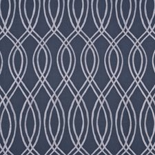 Indigo Decorator Fabric by Threads