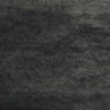Anthracite Velvet Decorator Fabric by Threads