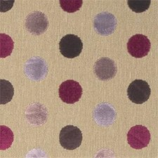 Berry Dots Decorator Fabric by Clarke & Clarke