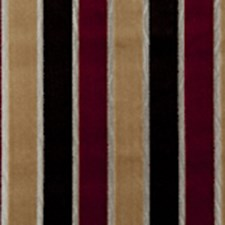 Spice Stripe Decorator Fabric by Clarke & Clarke