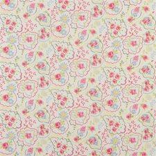 Chintz Floral Medium Decorator Fabric by Clarke & Clarke