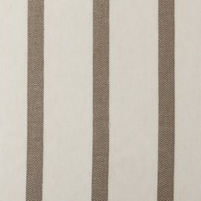 Mocha Herringbone Decorator Fabric by Clarke & Clarke