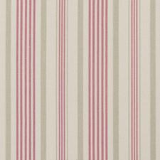 Sage Stripes Decorator Fabric by Clarke & Clarke