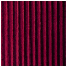 Claret Solids Decorator Fabric by Clarke & Clarke