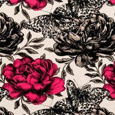 Sunset Animal Decorator Fabric by Clarke & Clarke