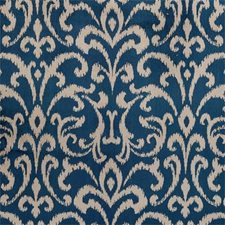 Indigo Decorator Fabric by Clarke & Clarke