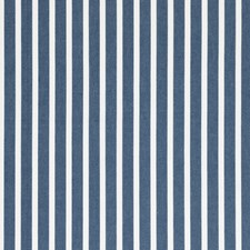 Denim Stripes Decorator Fabric by Clarke & Clarke
