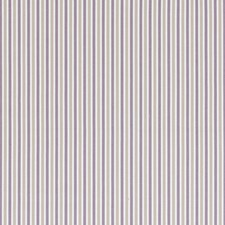 Lavender Stripes Decorator Fabric by Clarke & Clarke