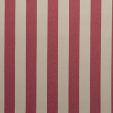 Poppy Stripes Decorator Fabric by Clarke & Clarke