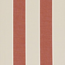 Spice Stripes Decorator Fabric by Clarke & Clarke