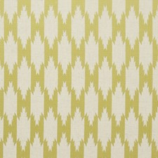 Lime Weave Decorator Fabric by Clarke & Clarke