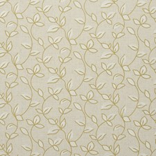 Acacia Embroidery Decorator Fabric by Clarke & Clarke