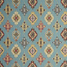 Cameo Ethnic Decorator Fabric by Clarke & Clarke