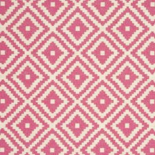 Carmine Weave Decorator Fabric by Clarke & Clarke