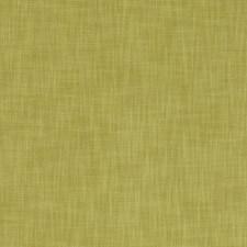 Citron Basketweave Decorator Fabric by Clarke & Clarke