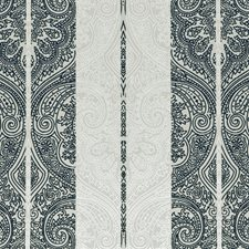 Ebony/Ivory Weave Decorator Fabric by Clarke & Clarke