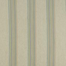 Damson/Spice Stripes Decorator Fabric by Clarke & Clarke