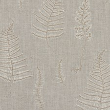 Linen/Ivory Weave Decorator Fabric by Clarke & Clarke