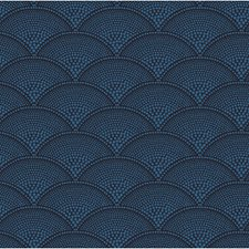 Hyac On Char Geometric Decorator Fabric by Cole & Son