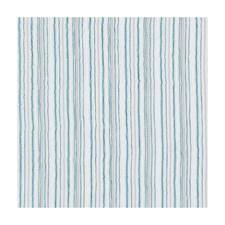 Kingfisher Stripes Decorator Fabric by Clarke & Clarke