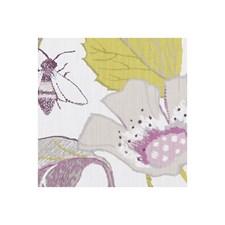 Damson/Jade Decorator Fabric by Clarke & Clarke