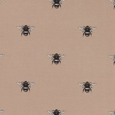 Blush Decorator Fabric by Clarke & Clarke
