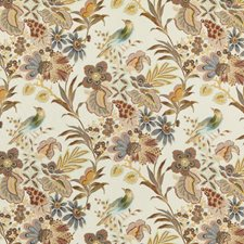Spice Animal Decorator Fabric by Mulberry Home
