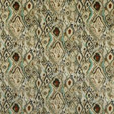 Sage Abstract Decorator Fabric by Mulberry Home