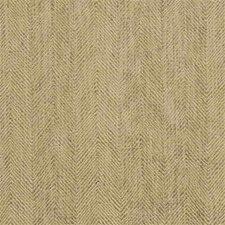 Sage Herringbone Decorator Fabric by Mulberry Home
