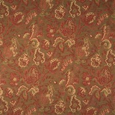 Copper/Bronze Ikat Decorator Fabric by Mulberry Home