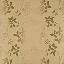 Soft Gold Decorator Fabric by Mulberry Home