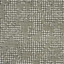 Natural/Cream Damask Decorator Fabric by Mulberry Home