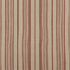 Russet/Linen Weave Decorator Fabric by Mulberry Home