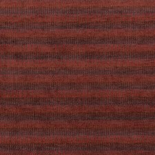 Red/Plum Chenille Decorator Fabric by Mulberry Home