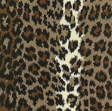 Beige Print Decorator Fabric by Kravet
