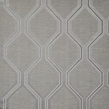 Silver Decorator Fabric by Maxwell